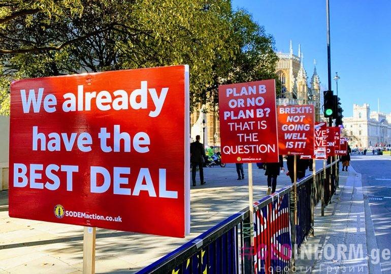 Brexit без сделки и при чем тут Грузия?
