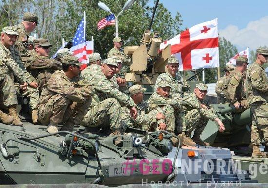 Грузия вошла в оборонный бюджет США 2021