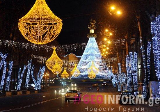 Карантин в Грузии с 24 декабря будет частично ослаблен