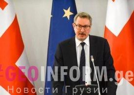 Посол ЕС в Грузии ознакомился с внедрением новых правил пересечения границы