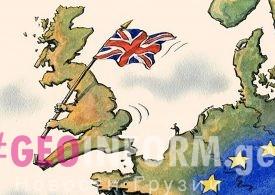 Великобритания и Евросоюз согласовали сделку по #Brexit