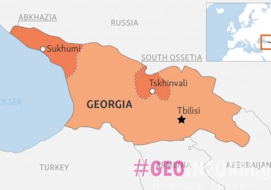 Грузия не будет обсуждать делимитацию границ с Россией
