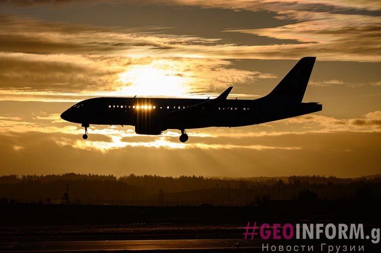 Грузия планирует восстановить авиарейсы с февраля 2021